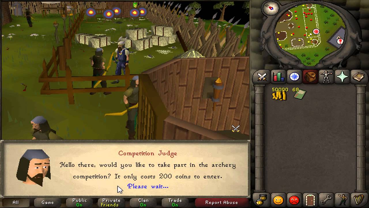Old runescape