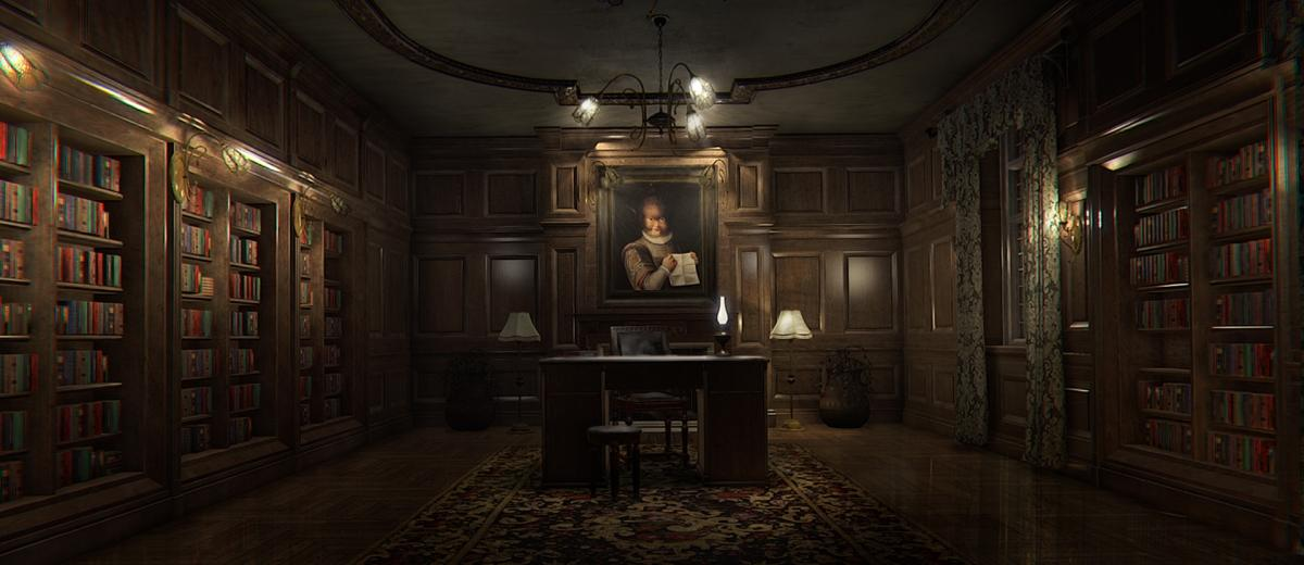Get horror game Layers of Fear for free on Steam, courtesy