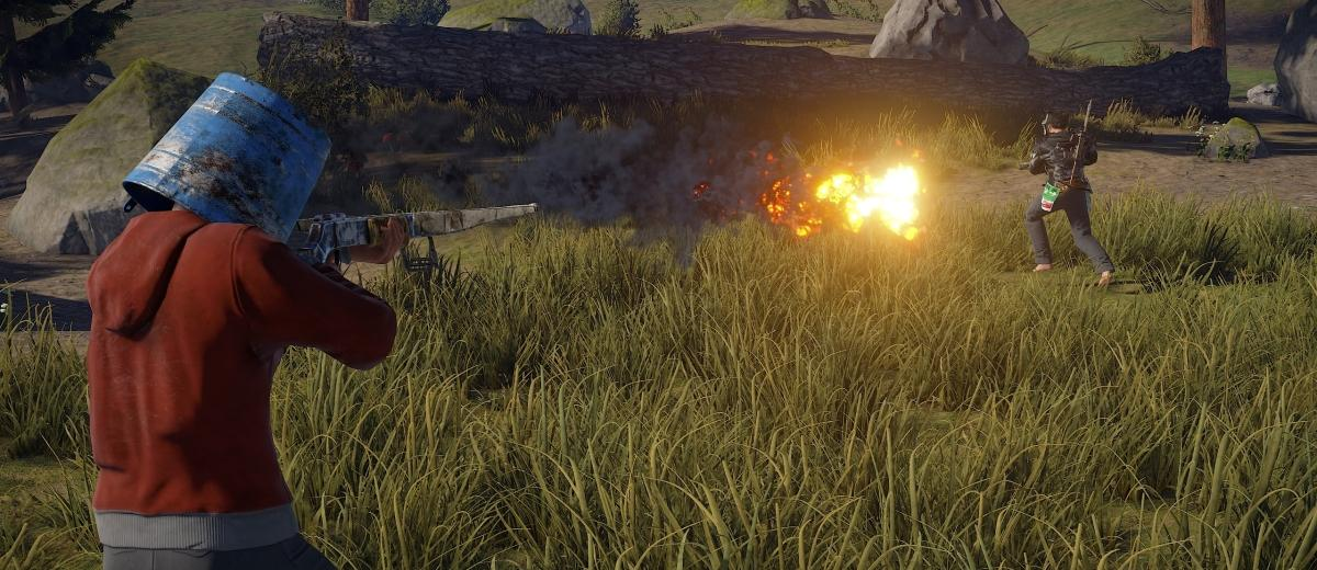 Open World Survival Game Rust Set To Leave Early Access In