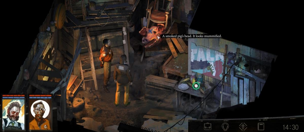 No Truce With The Furies gets renamed to Disco Elysium