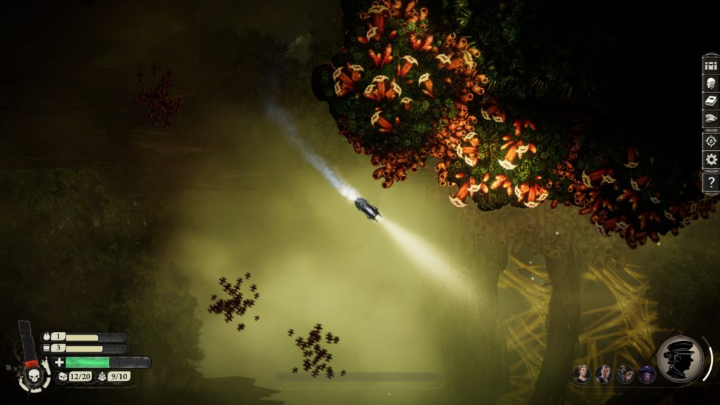 Sunless Skies screenshot